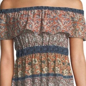 Bailey/44 off the Shoulder Floral Top